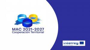 Portada del programa INTERREG MAC 2021-2027